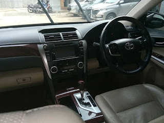 Sewa Mobil Camry Jakarta