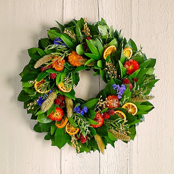 Wreaths Glorious Wreaths Preppy Empty Nester F
