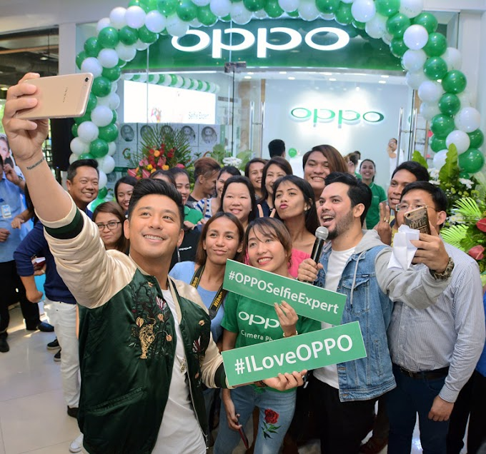 Oppo Expands Its Reach To Cebu, Opens 4th Concept Store