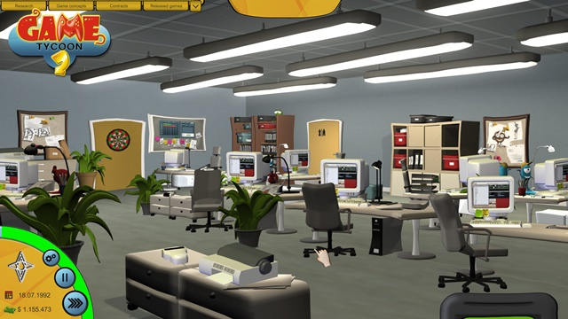 Game Tycoon 2 PC Full