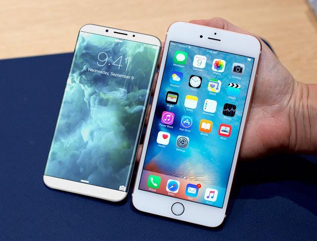 iPhone 7s sẽ được trang bị một tính năng hấp dẫn. Rất giống với iPhone 8