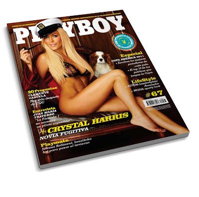Playboy – Argentina Julio 2011