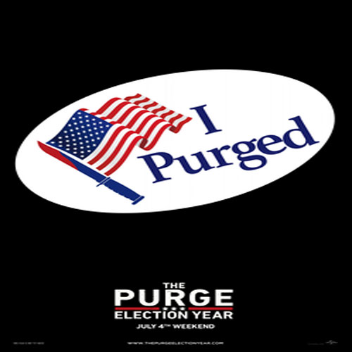 The Purge: Election Year, Film The Purge: Election Year (2016)