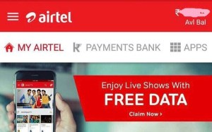 My Airtel App Free Internet Offer airtel free 60gb data offer banner