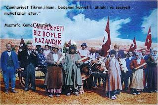 29 Ekim Cumhuriyet Bayramı Hakkında Kompozisyon