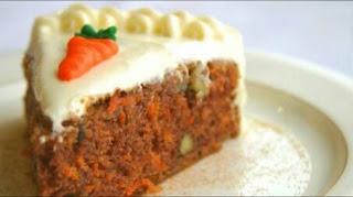 carrot cake recept