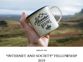 Alexander Von HIIG Fellowship 2019