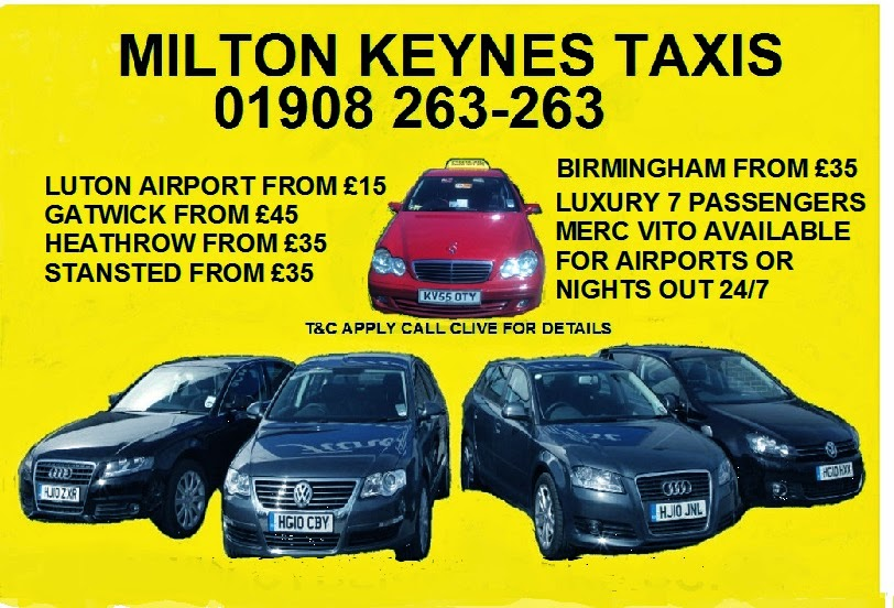 One Taxi company For Milton Keynes you will Like