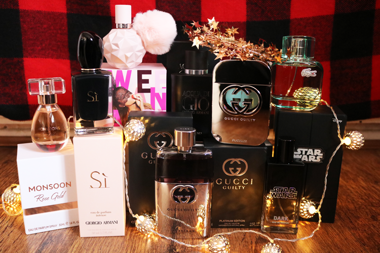 Christmas Gift Guide 2016: The Fragrances Edit