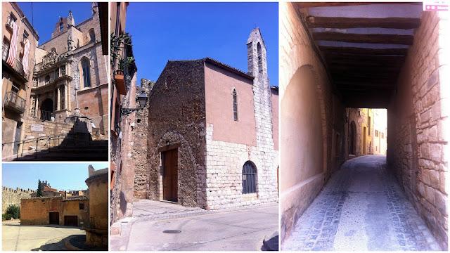 qué ver en Montblanc Tarragona