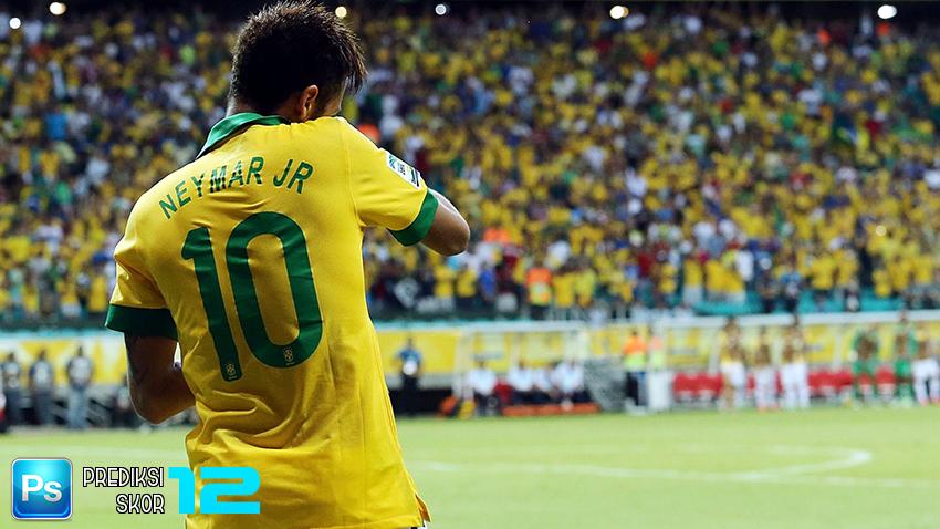Prediksi Brasil vs Kolombia 7 September 2016