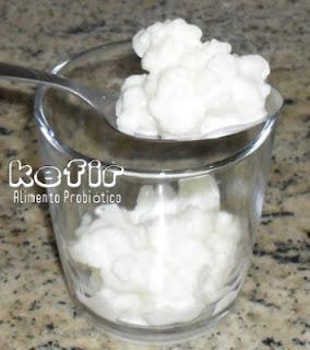 Kefir Alimento Probiotico