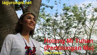 Download Lagu Rohani Maria Calista - Holong Mi Tuhan (PertolonganMu)