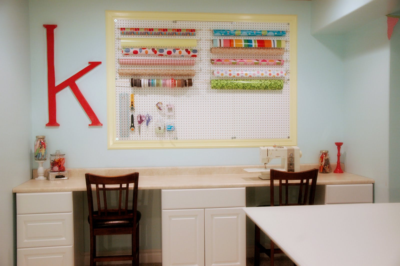 nannygoat: My Craft Room Reveal!