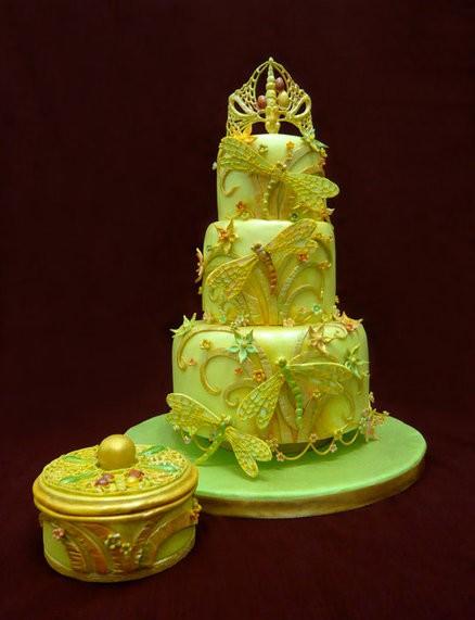 16 Interesting Nail Tutorials For Short Nails: Beautiful Cakes-Najlepše Torte: Very Interesting Cakes 16