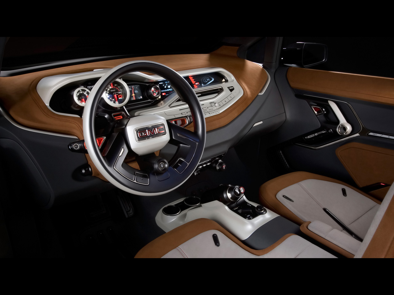 The Best Of Automotive 2010 Gmc Granite Concept