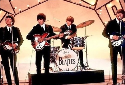 the beatles 7 days of starr day 5 drums. Black Bedroom Furniture Sets. Home Design Ideas