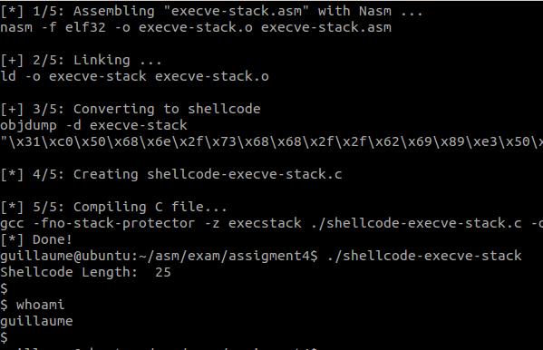 Network Filter: SLAE Assignment #4: Custom Encoder