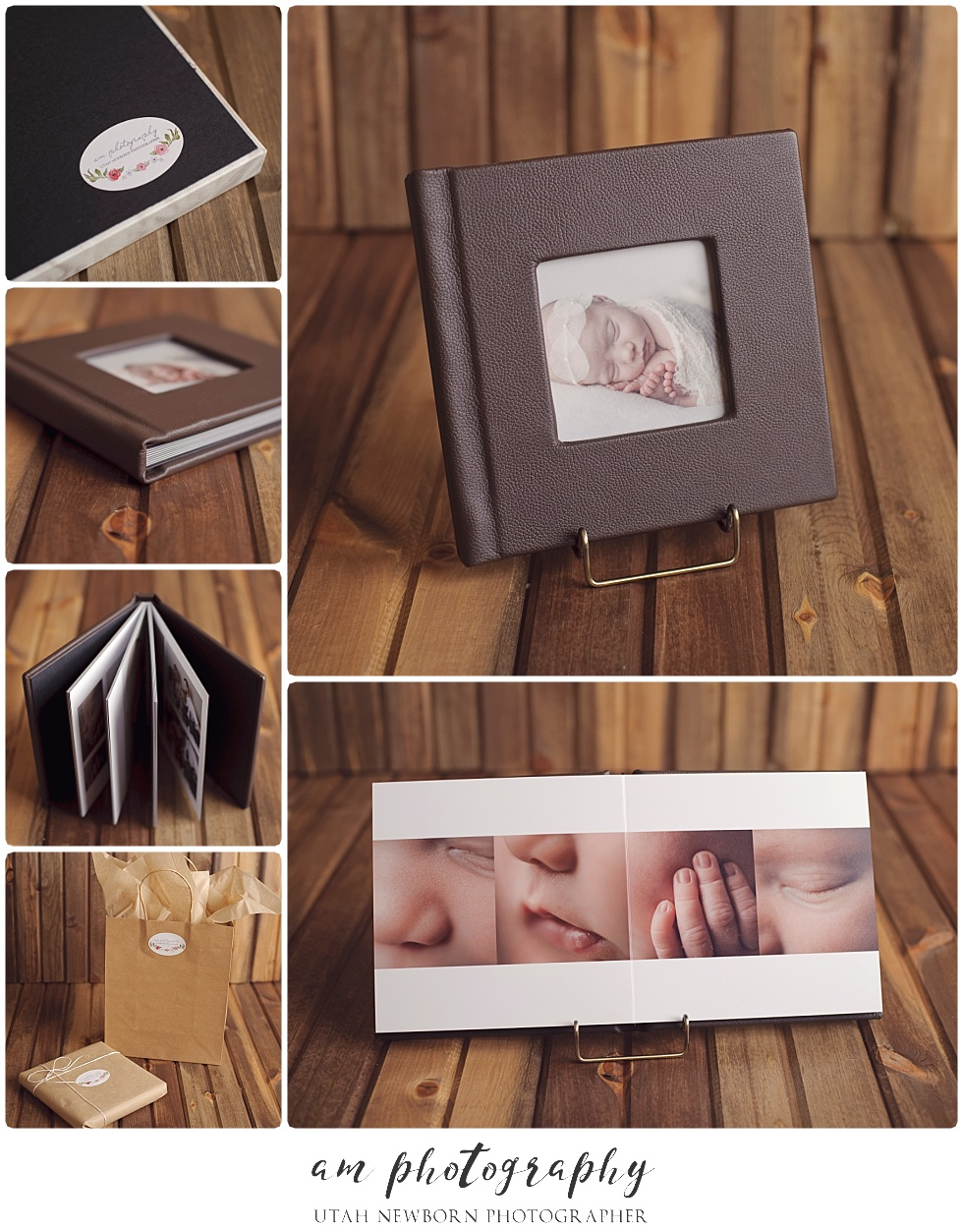 high quality products from Utah newborn photography session