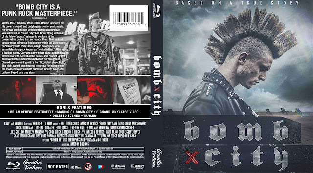 Bomb City Bluray Cover