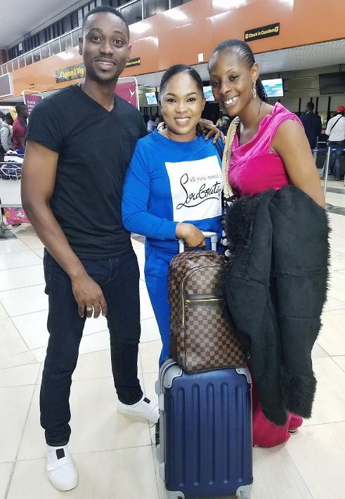 nigerian celebrities houston texas award