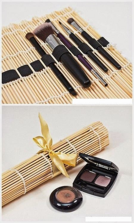 The following are various kinds of bamboo-based craft ideas from Bambu, Aneka Kreasi Bambu