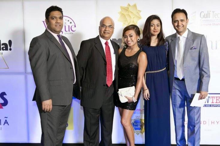 Irfan, Anuj, Josie, Iman and JP, Masala! Awards 2014 Photo Gallery