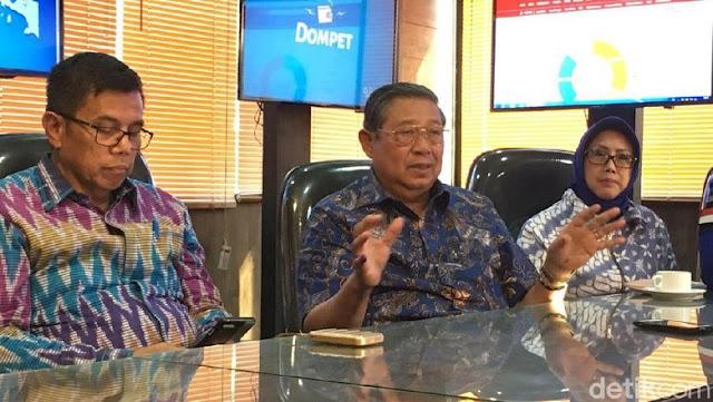 Terkejut dengan Perolehan Suara Sudrajat-Syaikhu, SBY-AHY: Luar Biasa!