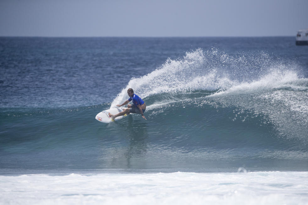 12 Jamie Four Seasons Maldives Surfing Champions Trophy foto WSL Sean Scott