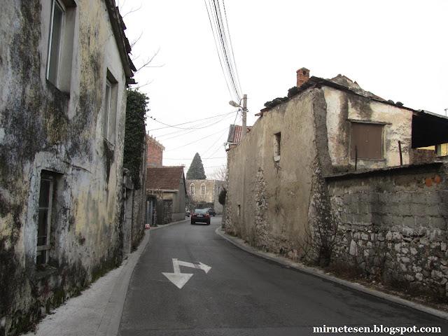 Подгорица - старый город