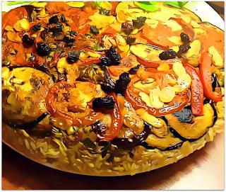 Banquete -  Experiências Gastronômicas 'Maqluba'