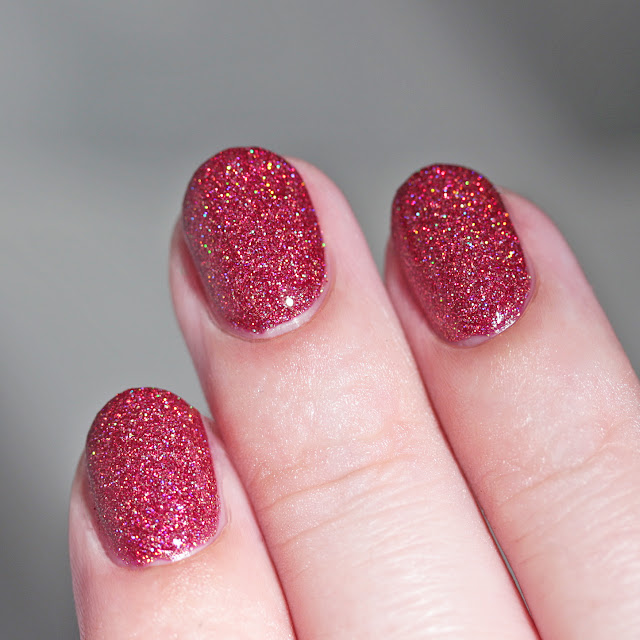 Grace-full Nail Polish Santa Cutie