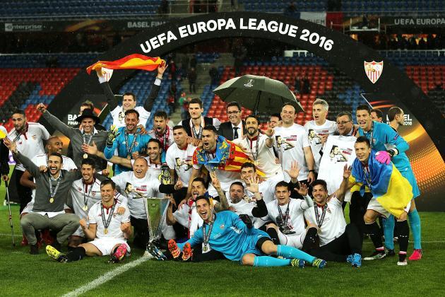 Raih Trofi Ke 3 Beruntun, Sevilla Kami Mencintai Liga Europa