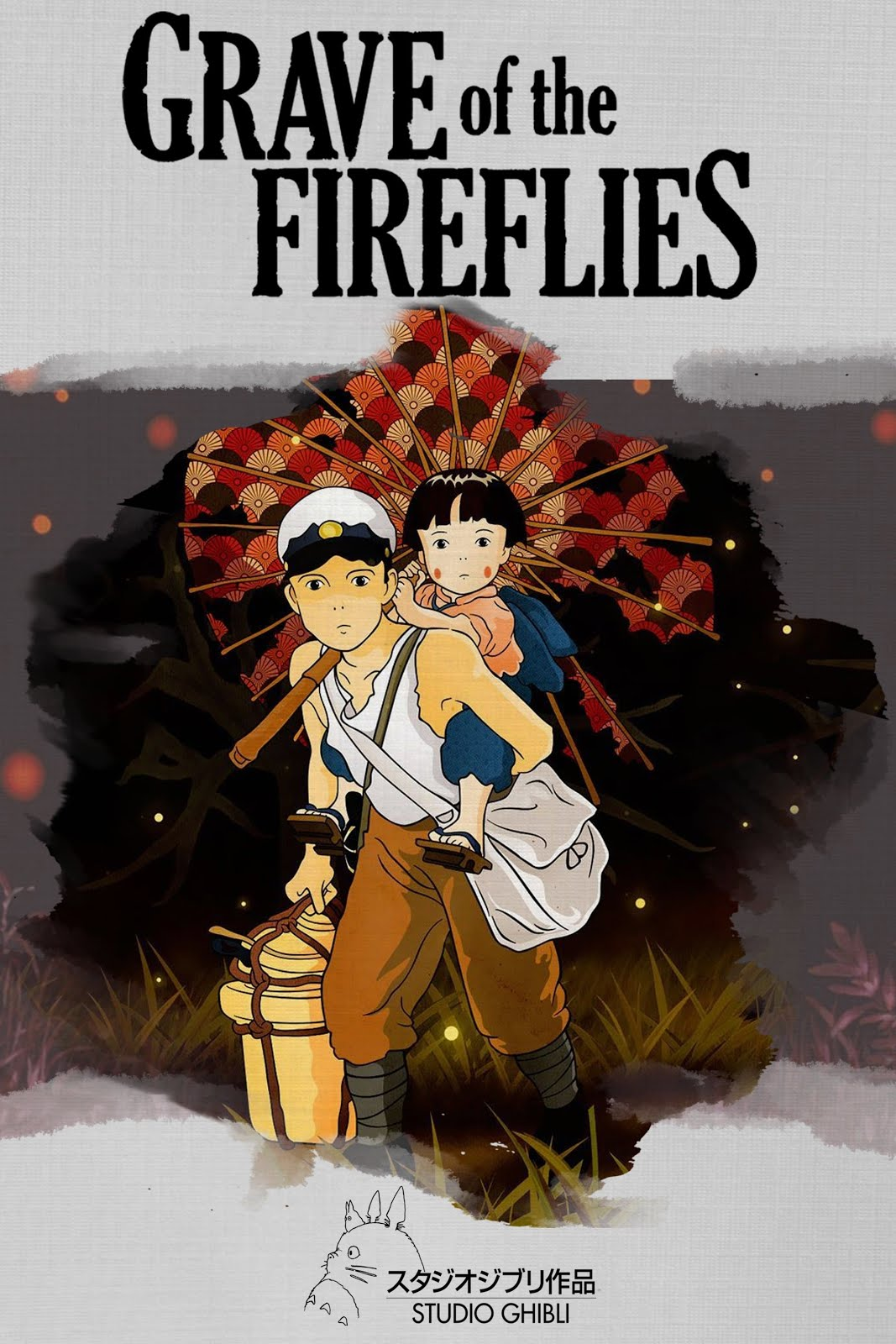 Grave of the Fireflies (1988) Hindi Dubbed 720p BluRay 700MB
