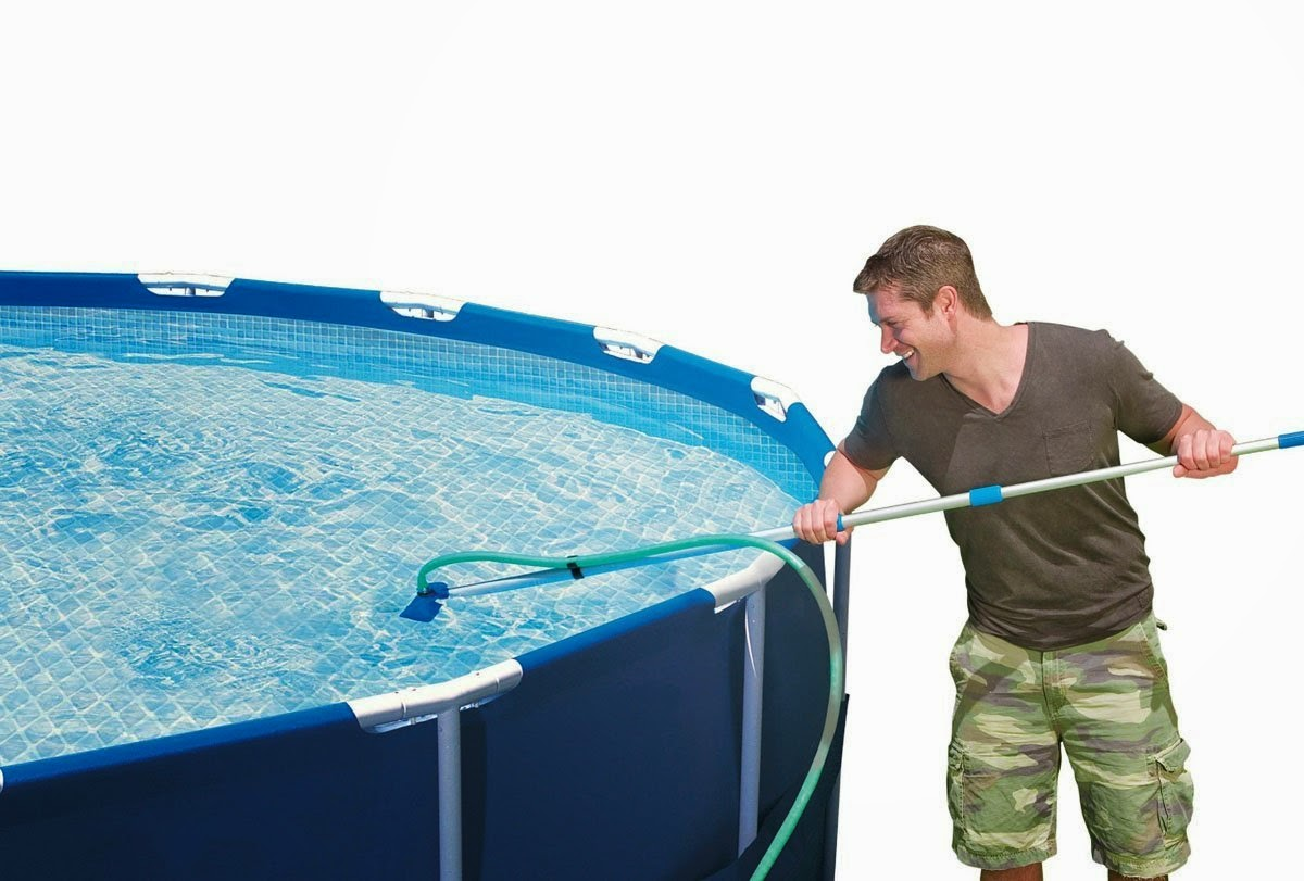 pool vacuum hose: garden hose pool vacuum