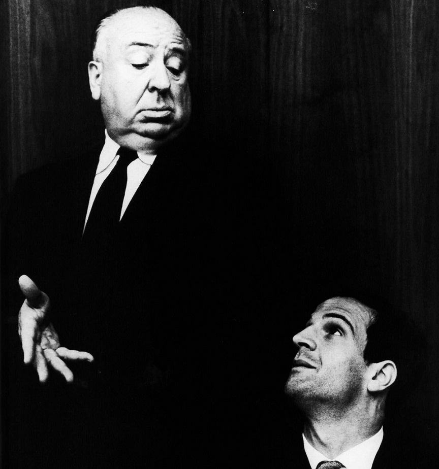 Truffaut y Hitchcock