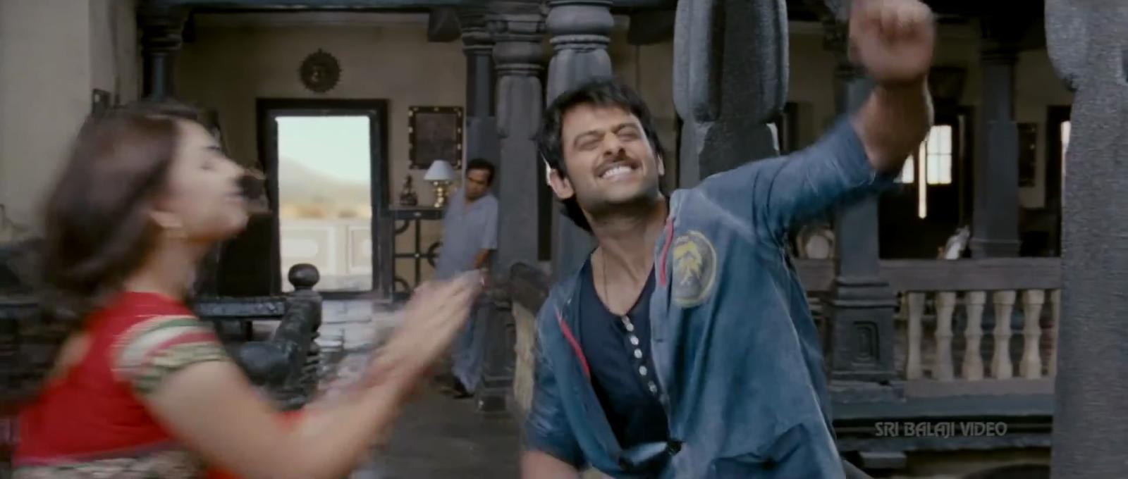 Prabhas Fans Forever: Mirchi Movie Brahmi And Prabhas Comedy Scene