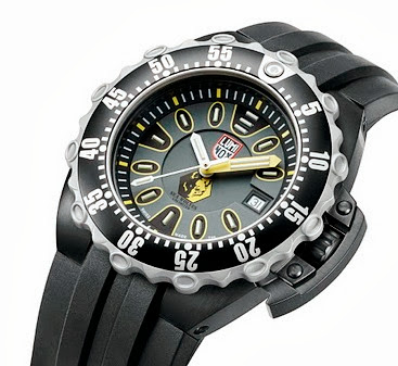 Luminox Save The Seas, scott Cassell, Luminox Scott Cassell Deep Dive Automatic Watch, Luminox, Scott Cassell, Deep Dive, Automatic Watch
