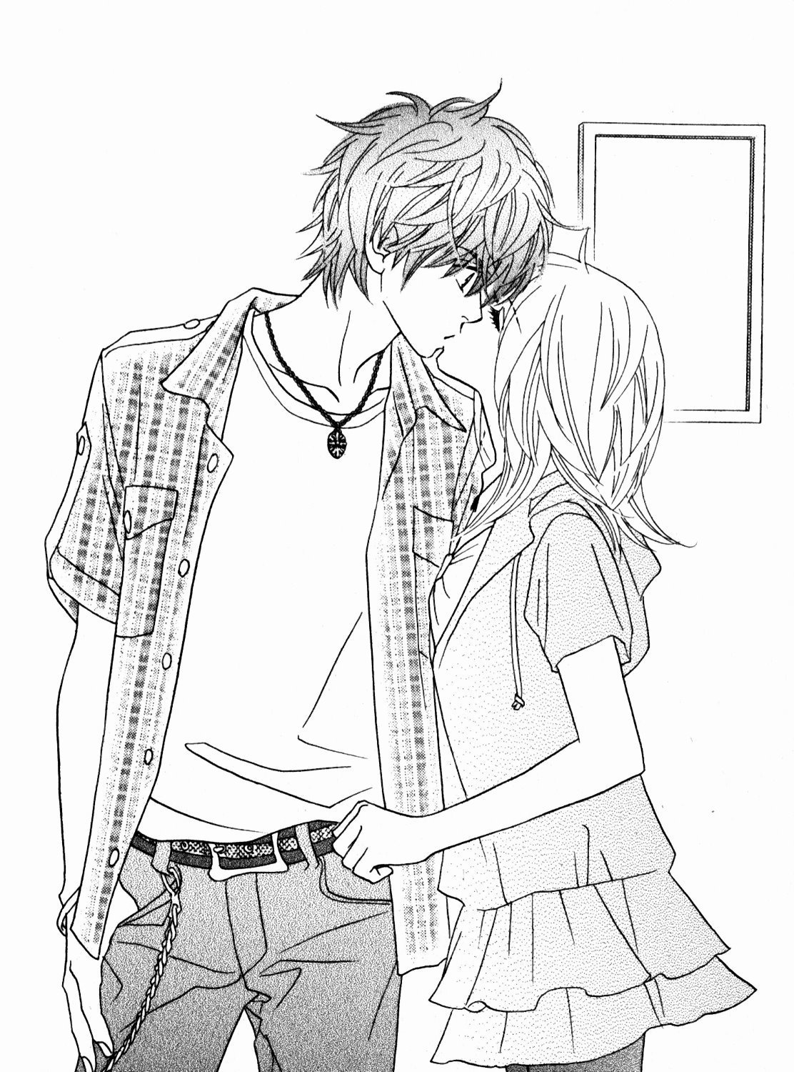brother and sister love relationship manga here