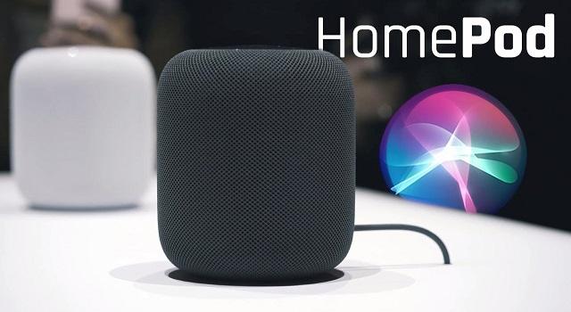 Apple home-pod