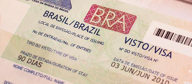 Pengurusan Visa Brazil