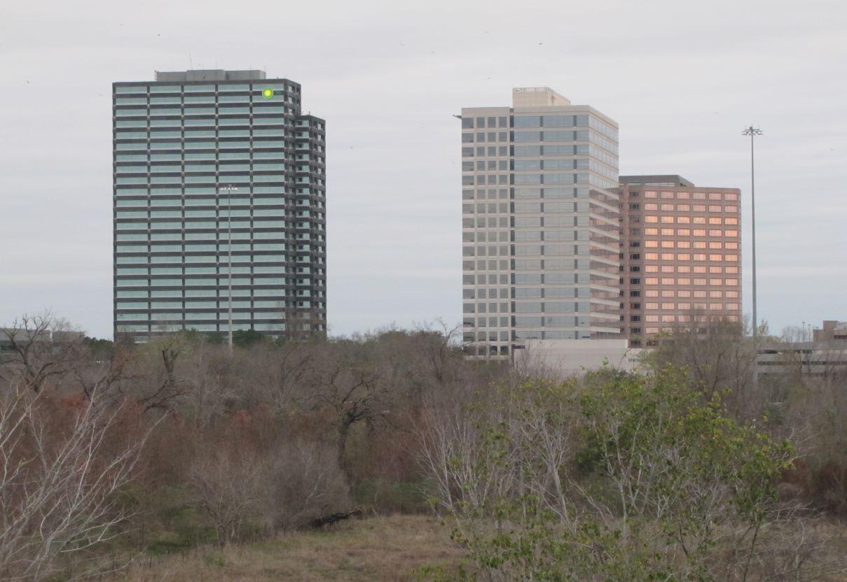 Bp At Westlake Park West Houston Between Memorial Drive