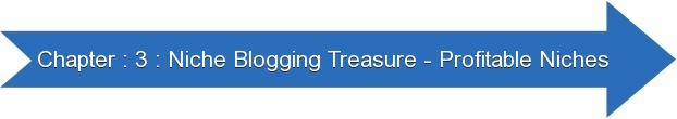 Next: Niche Blogging Treasure - Profitable Niches