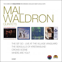 Mal Waldron Quintets: The Complete Remastered Recordings on Black Saint & Blue Note (CAM, 2012)