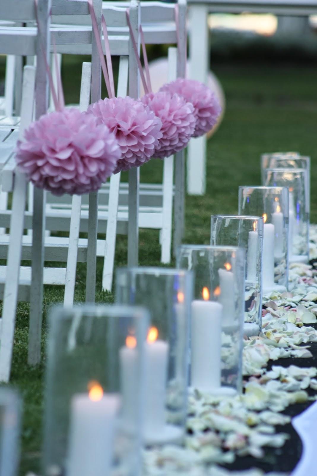 Ambientación para casamiento - boda