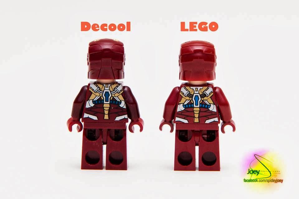 Lego Fake