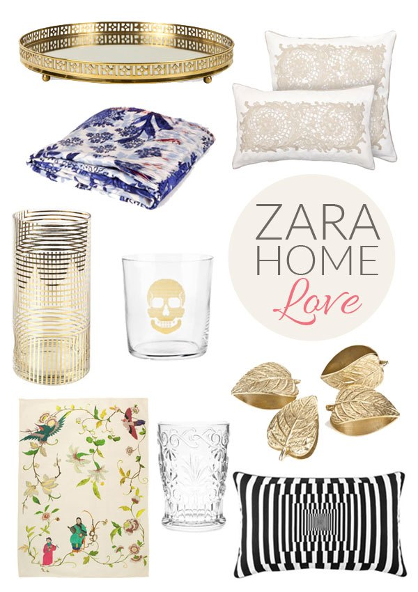 Zara home favourites