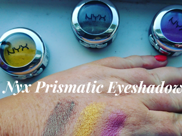 Nyx Prismatic Eyeshadows