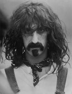 Frank Zappa photo by Bruce Linton, courtesy Universal Music
