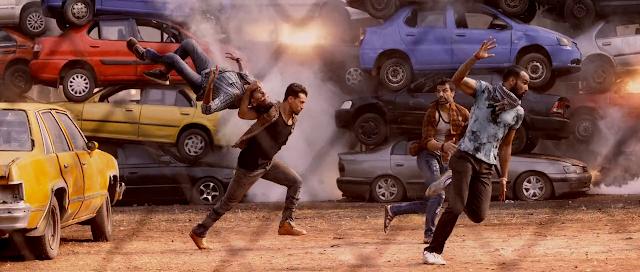 Baaghi 3 (2020) Full Movie Hindi 720p HDRip ESubs Download